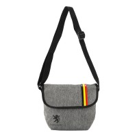Mini Shoulder Bag Melange/Gray