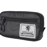 Cycling Wallet Square Black