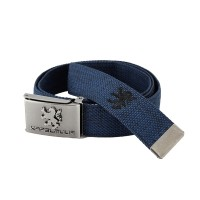 Belt Lion Buckle Navy