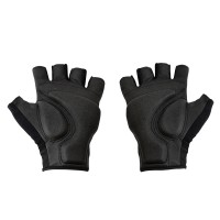 Cycling Gloves with velcro adjuster Black Lion