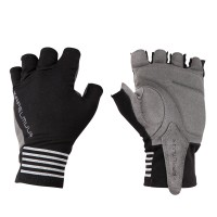 Cycling Gloves Border Black