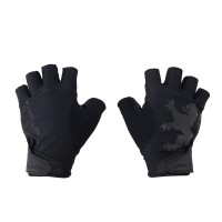 Cycling Gloves with velcro adjuster Black Lion V2