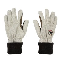 Windshield Knit Gloves Natural