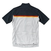 Half-Sleeve Heather Combi Jersey Flanders