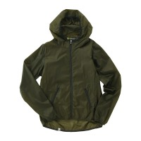 Pocketable Jacket Ripstop Khaki