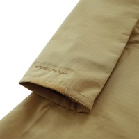 Waterproof Half Coat Beige