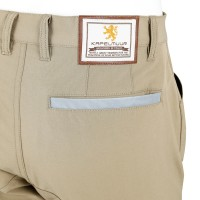 Stretch Long Pants Acid beige