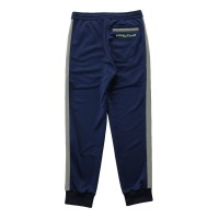 Track Pants Navy x Shine Yellow