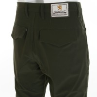 Stretchy Smart Long Pants Olive