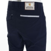 Stretch Long Pants Navy