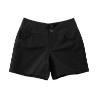 Women's Stretch Short Pants Black