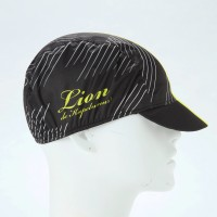 Storm Cycling Cap Oblique Black