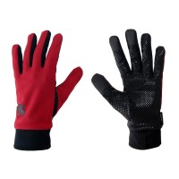 Light Thermo Cycling Gloves Red