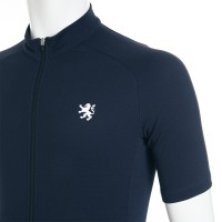 Half-Sleeve Cycling Jersey Element Navy