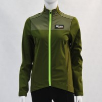 Womens Premium Thermo Jacket EVO3 Olive