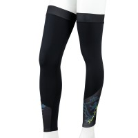 LeggeFit Leg Covers Emblem Shine Yellow