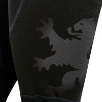 Windshield Bib Long Tights Black Gradation