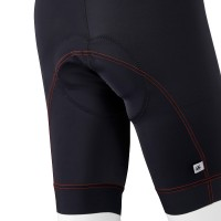 Cycling Shorts Red Stitch