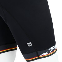 Cycling Shorts One Point Houndstooth Black