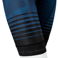 Legge-Fit Cycling Bib Shorts Speedline Black x Navy