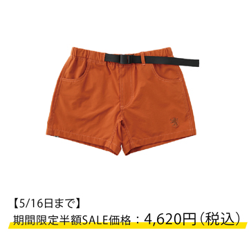 【ハーフパンツ半額SALE開催中!!】気になるサイズ感レビュー特集03
