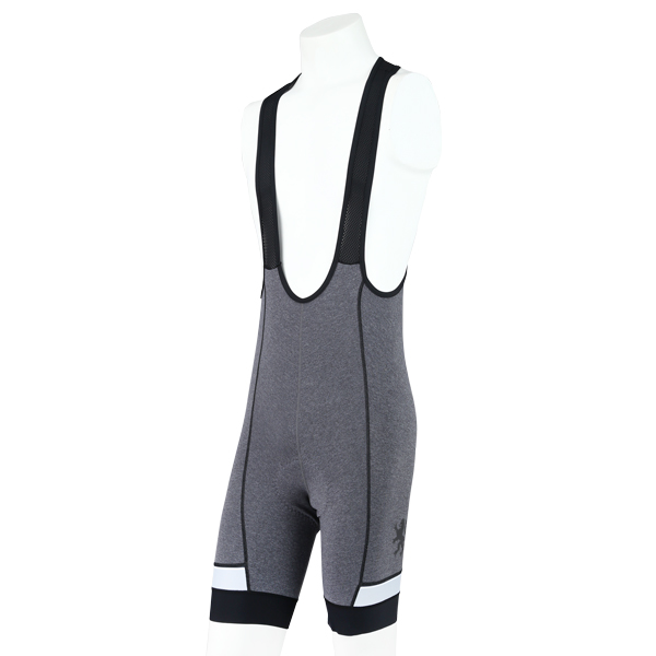 Very durable and sweat stain preventing bib shorts made of nylon  mixed(nylon density 90%) material. Inner thighs flat seam stitching offers  a flat and ... 2f7985b8a